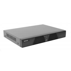 NEOSTAR 4-Kanal PoE Netzwerk Videorekorder, 2592x1944p, 40Mbit, H.264, Audio, Dual-Stream, CMS, HDMI, 48V DC