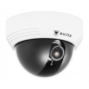 BALTER 2.0 Megapixel EX-SDI / HD-SDI Dome-Kamera, 3-9mm Objektiv, Inneneinsatz, 12V DC