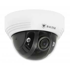 2 Megapixel, HD-SDI/EX-SDI Dome Kamera, Inneneinsatz, OSRAM Power IR-LEDs, 3-9mm Tamron Objektiv, Junction Box, Weiß