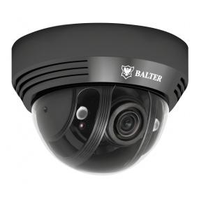 BALTER 2.0 Megapixel, EX-SDI / HD-SDI IR Dome Kamera, 3-9mm Objektiv, Nachtsicht 35m, Inneneinsatz, 12V DC