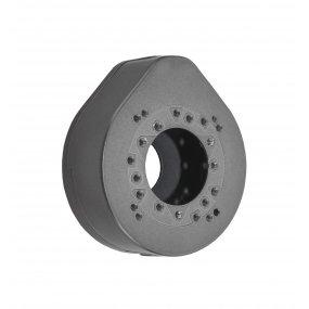 NEOSTAR Junction Box für NRHD-2101IR, THC-1008IR und THC-1030IR Kameras, Grau