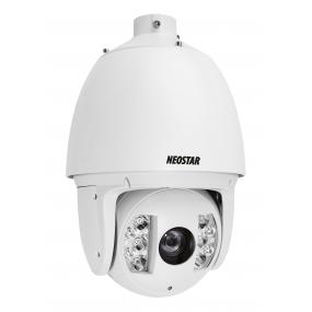 NEOSTAR 2.0MP IR IP PTZ Kamera, Auto Tracking, 20X Zoom, 1920x1080p, Nachtsicht 150m, H.264, High PoE/24V AC, IP66