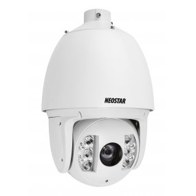NEOSTAR 2.0MP IR IP PTZ Kamera, Auto Tracking, 20X Zoom, 1920x1080p, Nachtsicht 150m, H.264, High PoE/24V AC, IP66