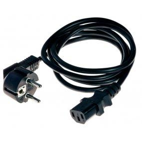 NEOSTAR Kaltgeräte-Anschlusskabel, 1,5m, schwarz