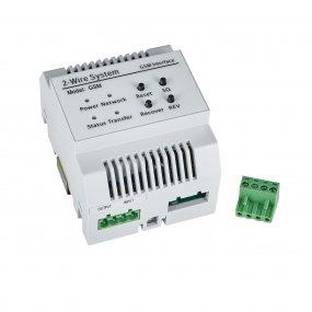 BALTER GSM-Telefonmodul, 2-Draht BUS Technologie, Telefonschnittstelle GSM für eine SIM-Mobilfunkkarte