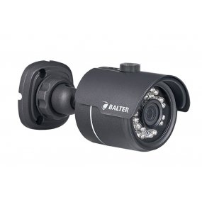 BALTER 4.0MP IR IP Außenkamera, 3.6mm, 2592x1520p, Nachtsicht 30m, WDR, H.265, Videoanalyse, PoE/12V DC, IP66